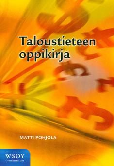Taloustieteen oppikirja, Matti Pohjola