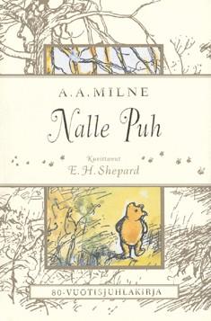 Nalle Puh : 80-vuotisjuhlakirja, A. A. Milne