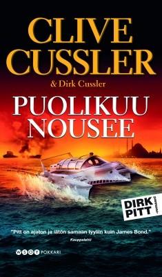 Puolikuu nousee, Clive Cussler