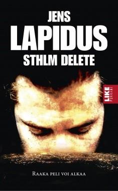 Sthlm delete, Jens Lapidus