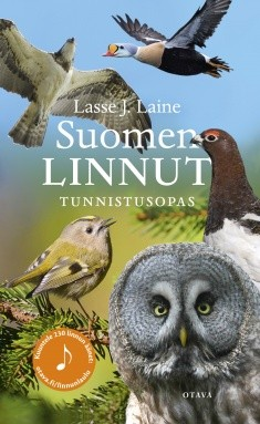 Suomen linnut : tunnistusopas, Lasse J. Laine