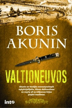 Valtioneuvos, Boris Akunin