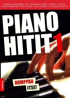 Pianohitit : komppaa itse!, Jyrki Tenni