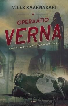 Operaatio Verna, Ville Kaarnakari