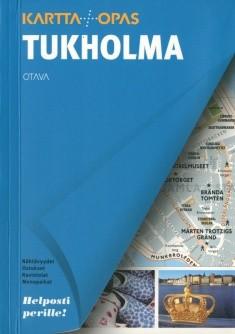 Tukholma : kartta+opas : nähtävyydet, ostokset, ravintolat, menopaikat, Johan Tell