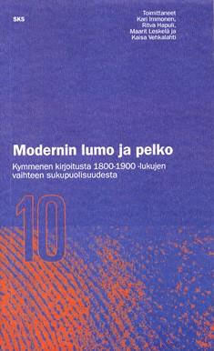 Modernin lumo ja pelko : kymmenen kirjoitusta 1800-1900-lukujen vaihteen sukupuolisuudesta, Kari Immonen
