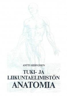 Tuki- ja liikuntaelimistön anatomia, Antti Hervonen