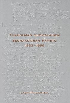 Tukholman suomalaisen seurakunnan papisto 1533-1999, Laurii Pihlajamaa