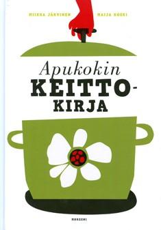 Apukokin keittokirja, Miikka Järvinen