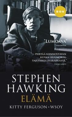 Stephen Hawking : elämä, Kitty Ferguson