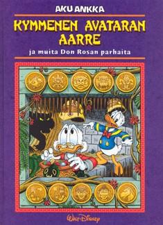 Kymmenen avataran aarre ja muita Don Rosan parhaita, Don Rosa