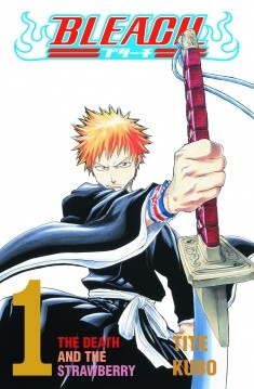 Bleach. 1, The death and the strawberry, Tite Kubo