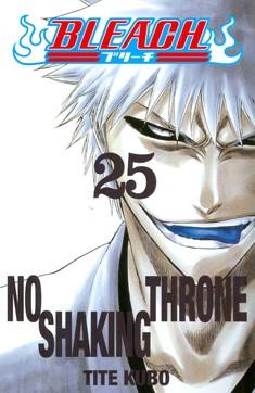 Bleach. 25, No shaking throne, Tite Kubo