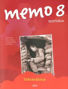 Memo. 8, Historia : tehtäväkirja, Jussi Hanska