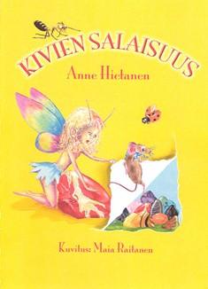 Kivien salaisuus, Anne Hietanen