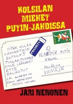 Kolsilan miehet Putin-jahdissa, Jari Nenonen