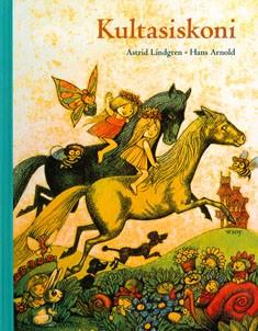 Kultasiskoni, Astrid Lindgren