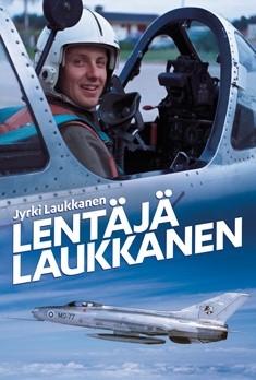 Lentäjä Laukkanen, Jyrki Laukkanen