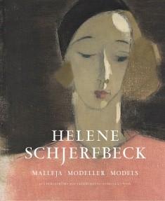 Helene Schjerfbeck : malleja = modeller = models, Lea Bergström