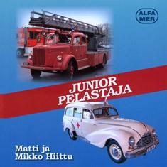Junior pelastaja : pelastusajoneuvojen historiaa, Matti Hiittu
