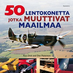 50 lentokonetta jotka muuttivat maailmaa, Ron Dick