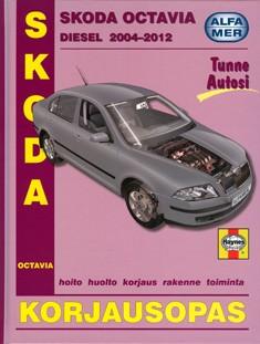 Skoda Octavia 2004-2012 diesel : korjausopas, Chris Randall
