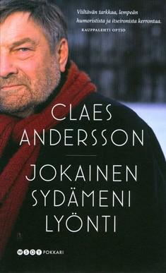 Jokainen sydämeni lyönti : merkintöjä elämästäni, Claes Andersson