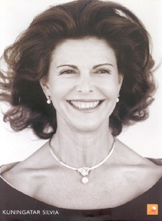 Kuningatar Silvia, Christina Magnergård Bjers