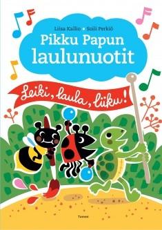 Pikku Papun laulunuotit, Soili säveltäjä Perkiö
