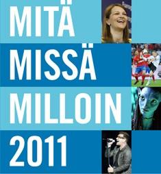Mitä missä milloin 2011 : vuosikirja syyskuu 2009-elokuu 2010, Mari Mikkola