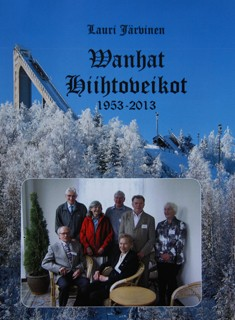 Wanhat Hiihtoveikot 1953-2013, Lauri Järvinen