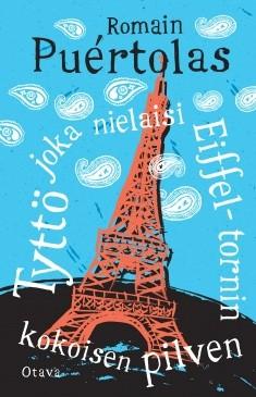 Tyttö joka nielaisi Eiffel-tornin kokoisen pilven, Romain Puértolas
