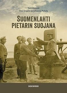 Suomenlahti Pietarin suojana, Ove Enqvist