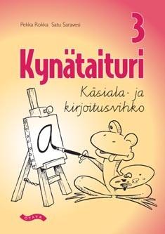 Kynätaituri. 3, Käsiala- ja kirjoitusvihko, Pekka Rokka