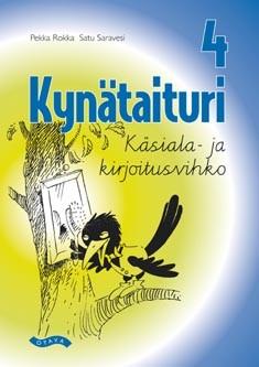 Kynätaituri. 4, Käsiala- ja kirjoitusvihko, Pekka Rokka