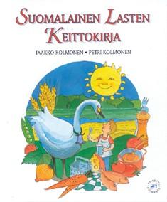 Suomalainen lasten keittokirja, Petri Kolmonen