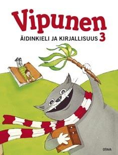 Vipunen : äidinkieli ja kirjallisuus. 3. luokka, Mari Heikkinen