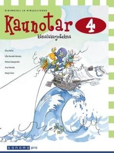 Kaunotar : äidinkieli ja kirjallisuus : käsialaharjoituksia. 4, Elisa Helin