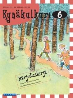 Kynäkulkuri : äidinkieli ja kirjallisuus. 6, Harjoituskirja, Anu Haviala