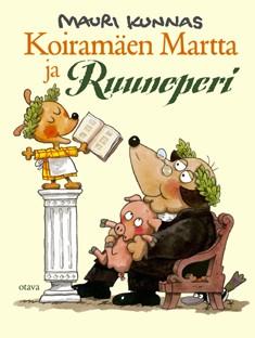 Koiramäen Martta ja Ruuneperi, Mauri Kunnas