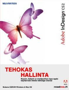 Adobe InDesign CS2 : tehokas hallinta, Marko Niemi