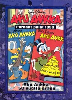 Aku Ankka : parhaat palat 1959, Riku Perälä