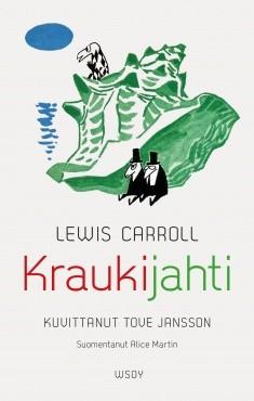 Kraukijahti : kuolinkamppailu kahdeksassa kohtauksessa, Lewis Carroll