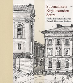 Suomalaisen Kirjallisuuden Seura : 175 vuotta = Finska Litteratursällskapet : 175 år = Finnish Literature Society : 175 years, Jonathan Moorhouse