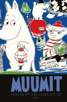 Muumit : sarjakuvaklassikot. 3, Tove Jansson