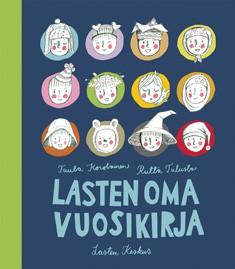 Lasten oma vuosikirja, Tuula Korolainen