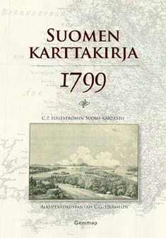 Suomen karttakirja 1799 : C. P. Hällströmin Suomi-kartasto, Jan Strang