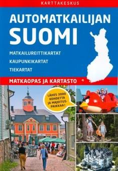 Automatkailijan Suomi : matkaopas ja kartasto, Heli Saari