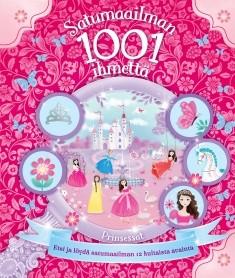 Satumaailman 1001 ihmettä : Prinsessat, Sini Bonke