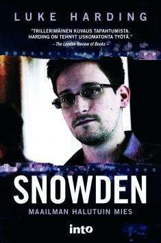 Snowden : maailman halutuin mies, Luke Harding